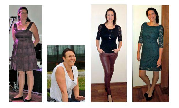 Eine tolle Veränderung: Frau Urabl Vorher und Nachher